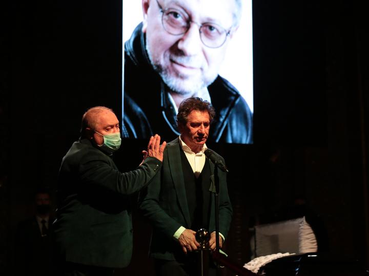 На прощании с Владимиром Качаном Ярмольник заговорил об усилившемся одиночестве