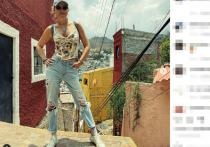 Ксения Собчак даже на отдыхе не делает перерывов для соцсетей