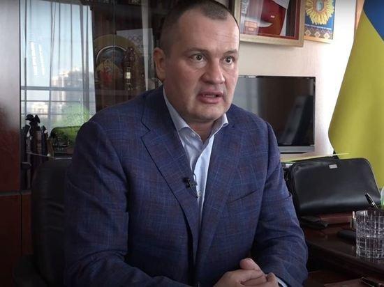 Украинская полиция провела обыск у соратника Кличко
