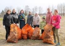 Около 20 км берегов очистили от мусора в Псковской области