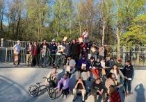 Соревнования по экстремальным видам спорта прошли в Серпухове
