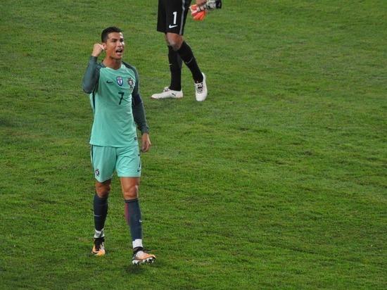 Роналду установил исторический рекорд «Ювентуса»