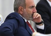 Пашинян назвал инцидент на границе в Сюникской области провокацией Баку