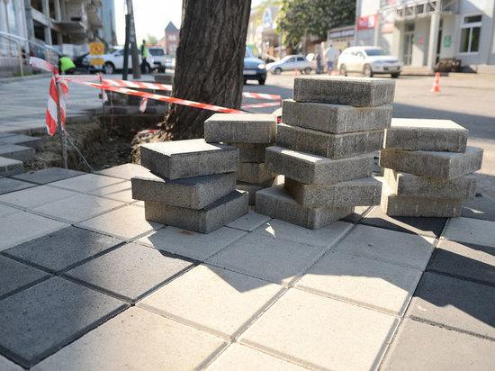 К концу июня в Краснодаре завершат ремонт улицы Карасунской