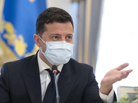 Украинский президент предложил встретиться в любой точке Донбасса