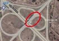 Ангарчан бьёт током под ЛЭП на развязке федеральной трассы