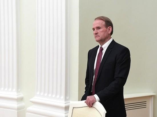 Сорок депутатов Верховной Рады поручились за Медведчука