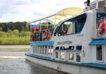 На Оке в Калуге открыли новый навигационный сезон