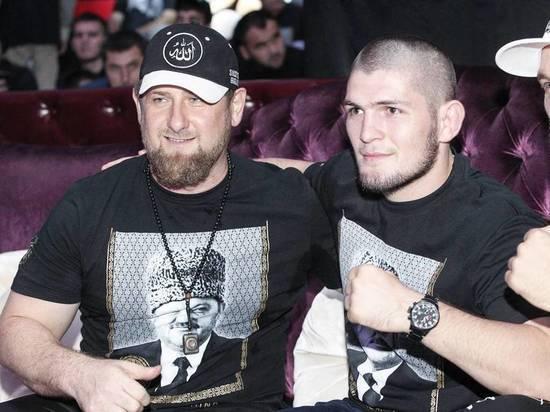 Глава Чечни заявил, что прочитает лекцию о том, почему UFC помогал Хабибу Нурмагомедову в карьере