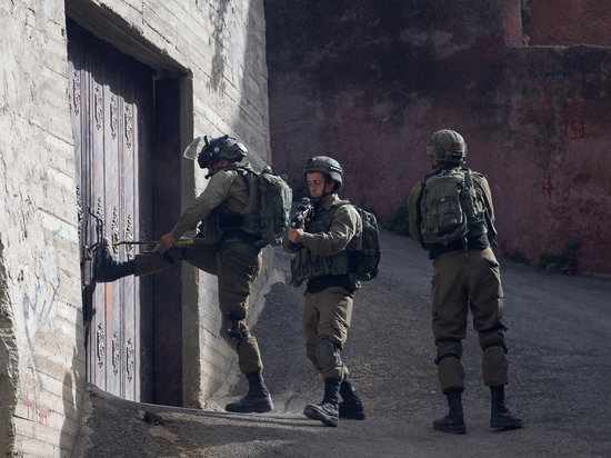 В Израиле разработали план наземной операции в секторе Газа