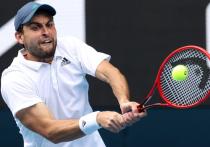 Тарпищев о поражении Карацева на турнире в Риме: не справился с подачей