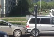 ДТП произошло в центре Пскова 13 мая