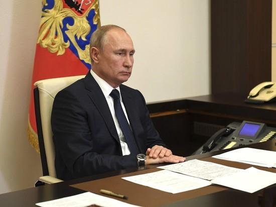 Путин поручил наградить учителей и сотрудников школы в Казани