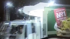 Момент столкновения электрички и грузовика в Подмосковье попал на видео