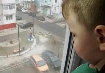 В Ярославле начался сезон падения детей с высоты