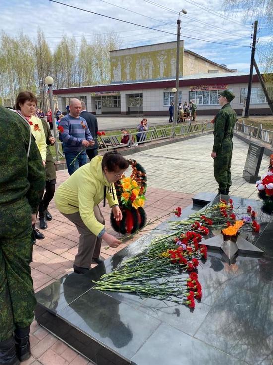 В Пижанке, у обелиска Победы, заложили Сад Памяти