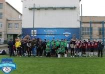 Калужские футбольные любители признаны лучшими в России