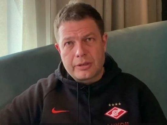 "СМИ: Избивший директора ""Спартака"" Фетисова получил месяц ареста"