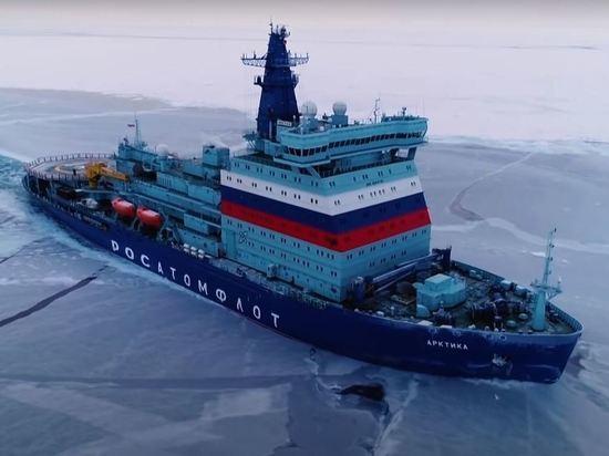 Российский адмирал подчеркнул особые права России на Севморпуть