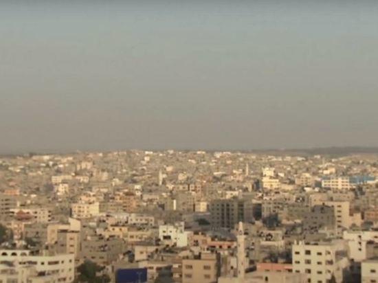 Израильская авиация уничтожила четыре квартиры командиров ХАМАС