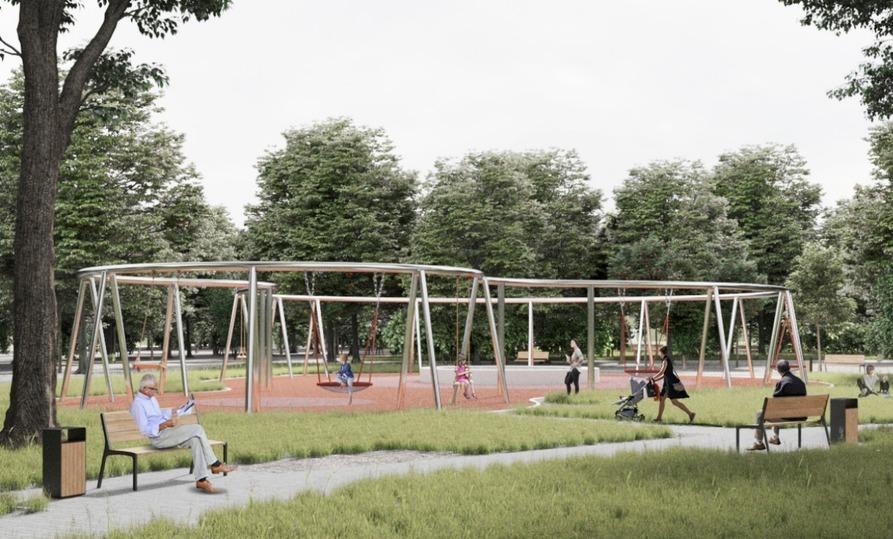 Исчезнувшее Семеновское кладбище Москвы частично «возродится» после реконструкции парка