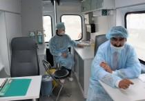 Смольный велел главам районов срочно вакцинироваться и не забыть про товарищей
