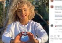 """Кэти Салзано, мать шестилетней всемирно известной модели Кайи Роуз, которую называют """"самой2 красивой девочкой планеты, сообщила о ее похищении"""