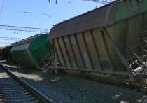 Специалисты Октябрьской железной дороги продолжают восстановительные работы.