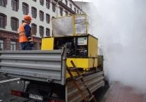 В Петербурге запланированы щадящие испытания тепловых сетей