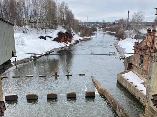 В Кировской области из-за половодья ограничено движнение по 14 мостам
