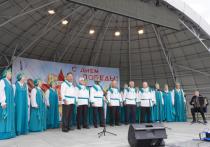 В Хабаровске прошел марафон хоров «Майский вальс»