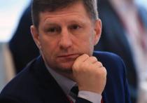 Сергей Фургал лечит поврежденные легкие в больнице СИЗО «Матросская тишина»