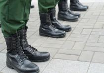 В Хабаровске отправили в армию 650 новобранцев