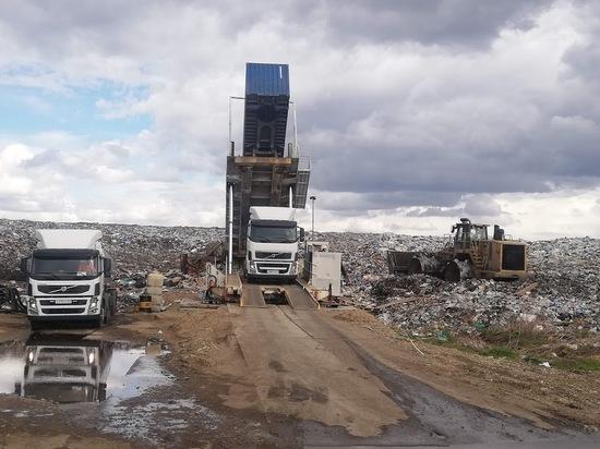 Только восемь процентов мусора в крае сортируется и отправляется на последующую переработку