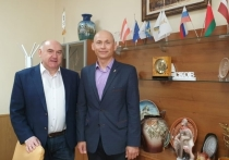 Серпухович посетил Псков с бизнес-миссией