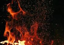 В Великих Луках в огне погиб человек, его соседка пострадала
