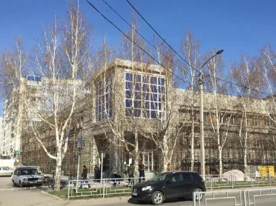 Вторая жизнь «Лидера»: в Барнауле обновляют старый ТЦ в Индустриальном районе