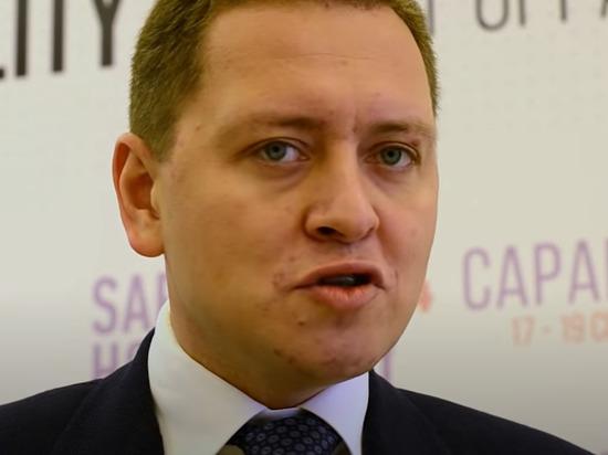 СК подтвердил задержание сына экс-главы Мордовии Меркушкина
