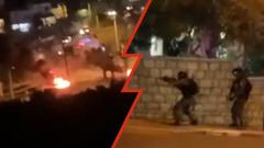 Кадры обстрела и боев в секторе Газа наводнили соцсети