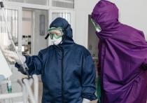 В рязанских больницах находятся 259 пациентов с коронавирусом