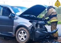 В ДТП под Калугой один погиб и трое травмированы, включая 2-летнего ребенка