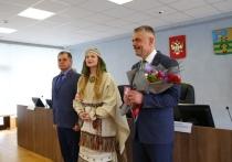 Владимир Любарский принёс присягу.