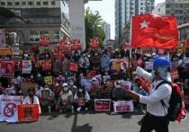 Нападение протестующих на стратегический трубопровод Китая в Мьянме