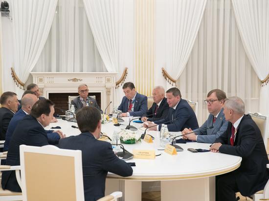 В этом году у ЮРПА юбилейный, 20-й межпарламентский сбор