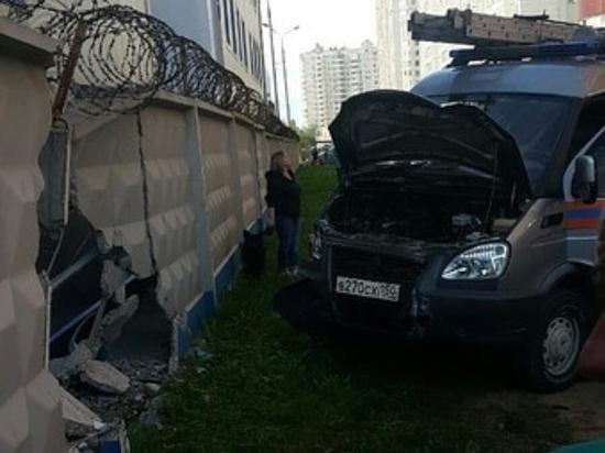 Стали известны причины наезда машины спасателей на ребенка в Балашихе