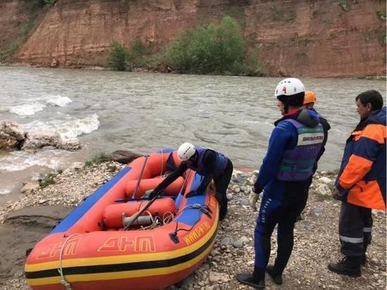 Возле реки Белая в Адыгее нашли тело второго пропавшего туриста