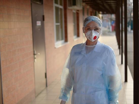 На Кубани – 96 новых случаев заражения коронавирусом