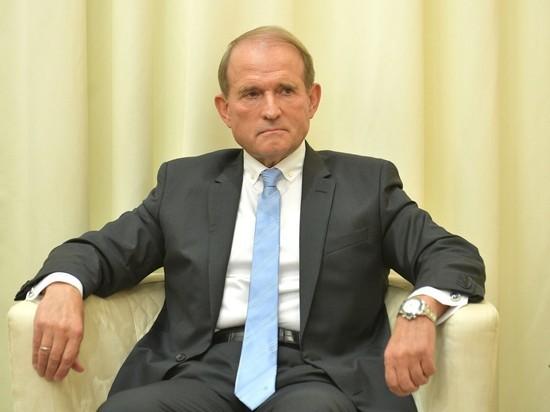 Песков рассказал, кем Путин считает обвиняемого Киевом в измене Медведчука
