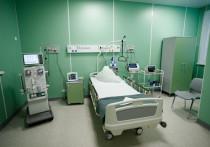 26 жителей Псковской области находятся в реанимации в инфекционной больнице