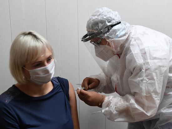 За сутки больше тысячи жителей Тверской области сделали прививку от COVID-19